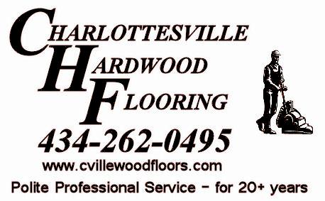 Charlottesville Hardwood Flooring